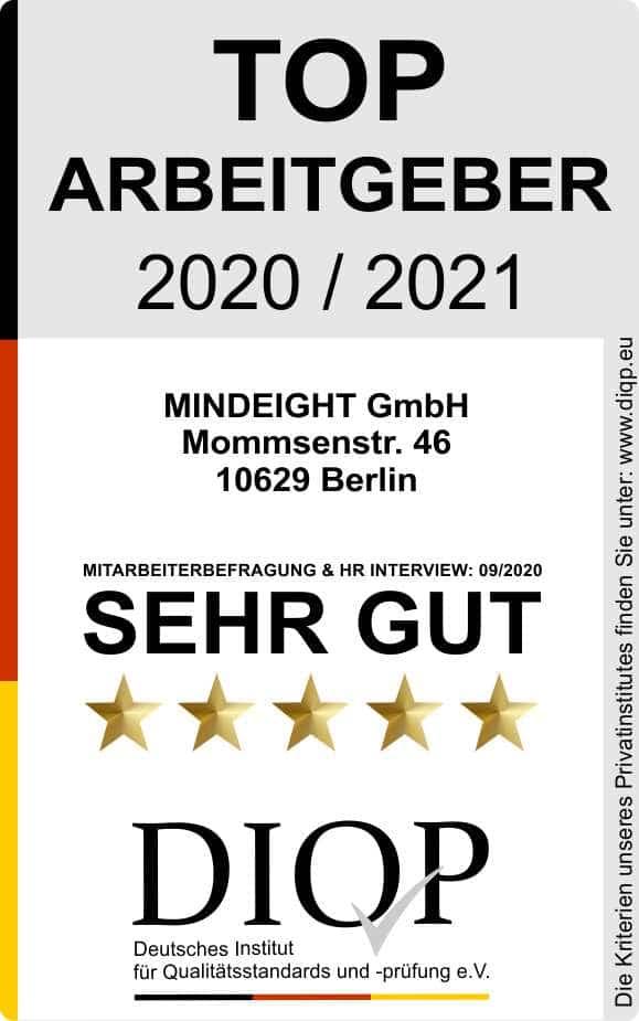Top Arbeitgeber 2020/2021