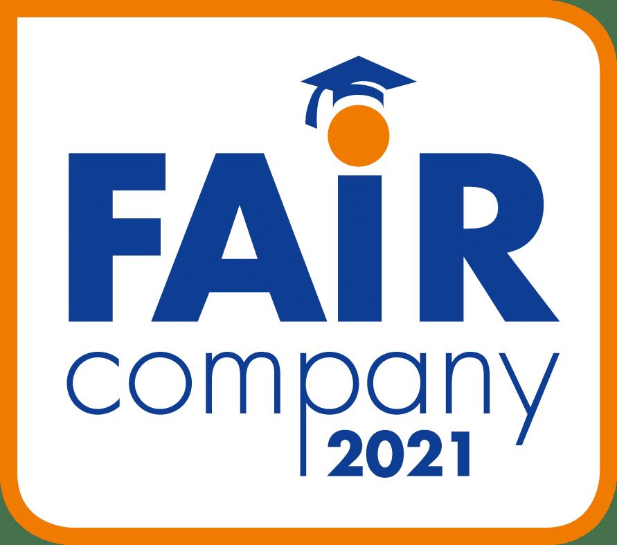 Fair Company 2021 Auszeichnung